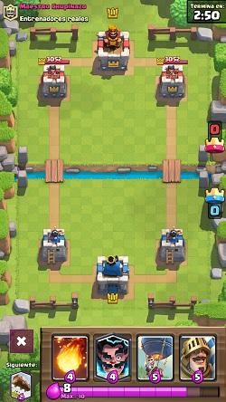 Cómo jugar a clash royale
